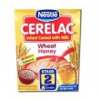 Cerelac Wheat Honey (Stage 2) 300g