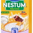 Nestum Baby Cereal Rice 3 Fruit Refill (Stage-3) 300g