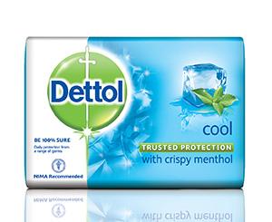 Dettol Cool Menthol Soap