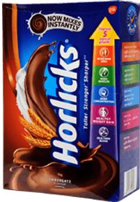 Horlicks Chocolate Delight (Refill Pack)-500g