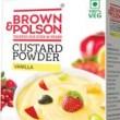 Brown and Polson Custard Powder