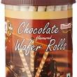 Chocolate Wafer Roll